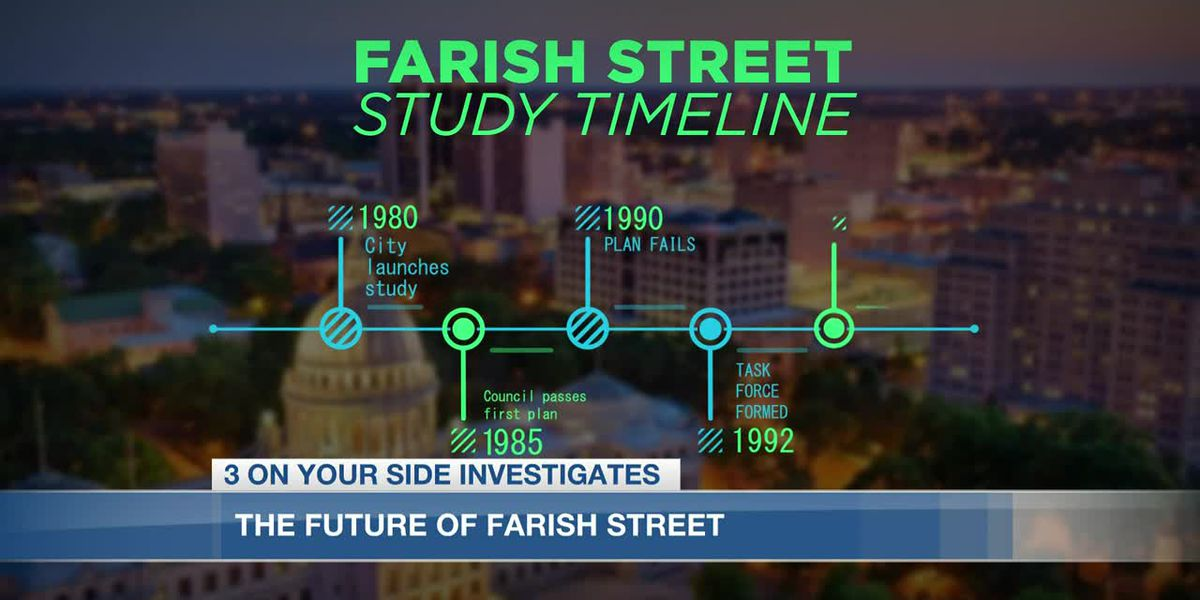 3 On Your Side Investigates: The Future of Farish Street