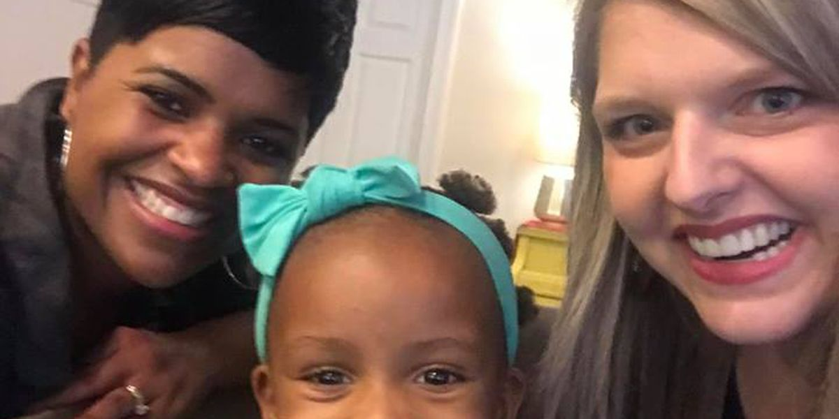 Columbus Gas Prices >> GA mom says 'our world needs more people' like stranger who helped with daughter's hair