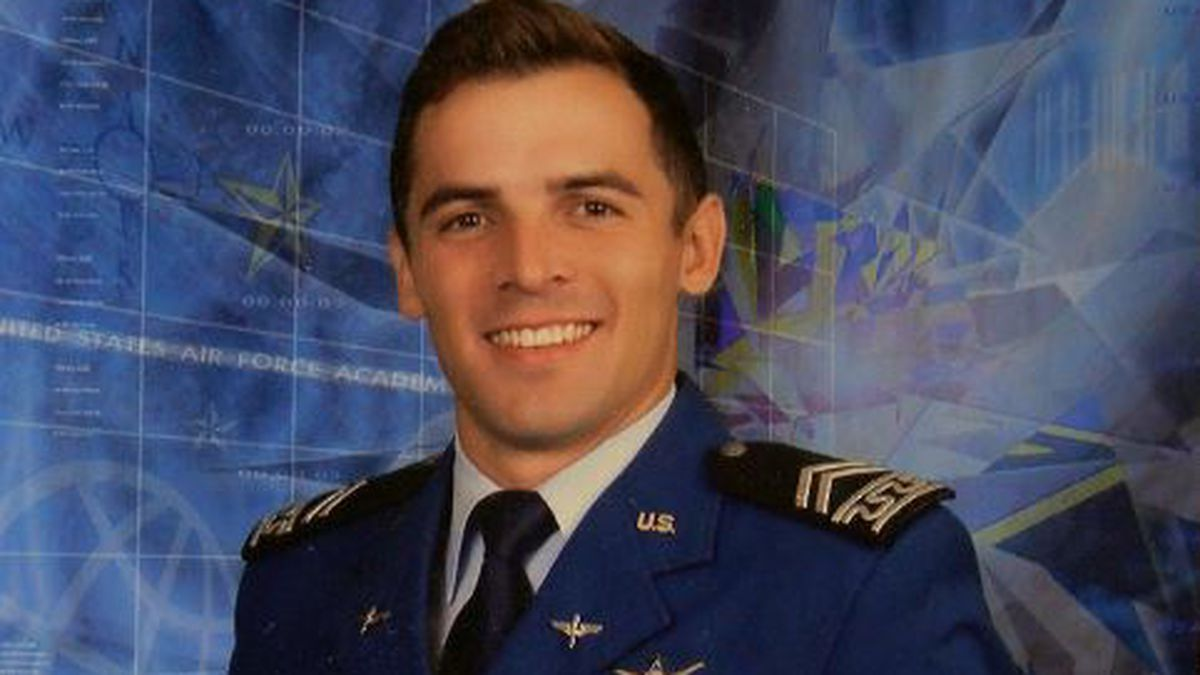 Madison Central alum is U.S. Air Force Academy's top 2020 graduate