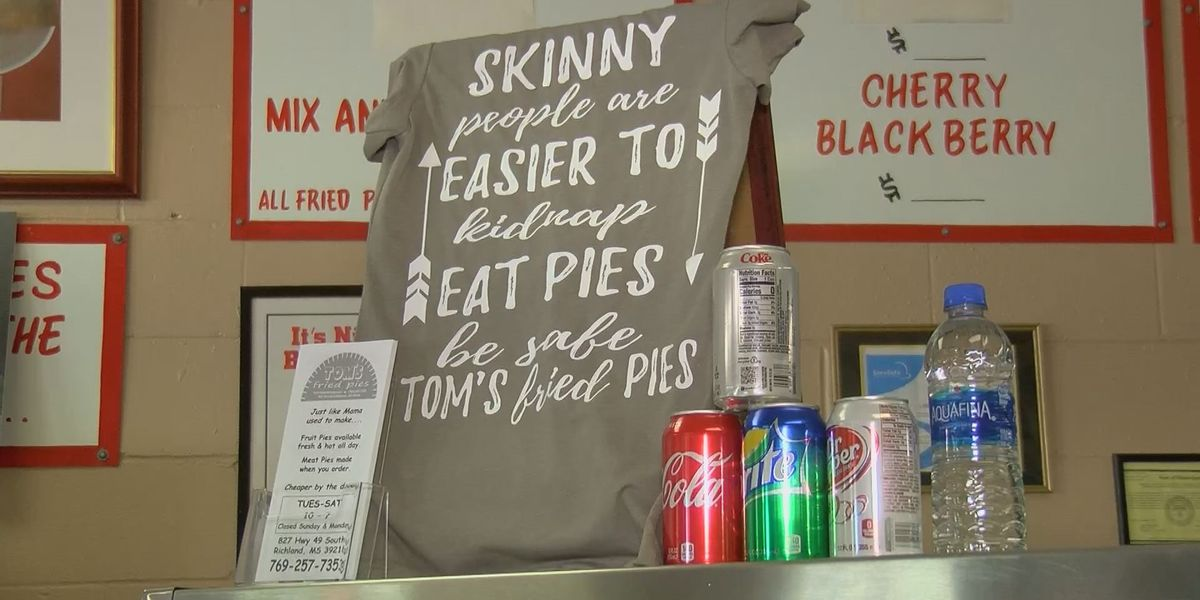 Mississippi Strong: Tom's Fried Pies makes national list