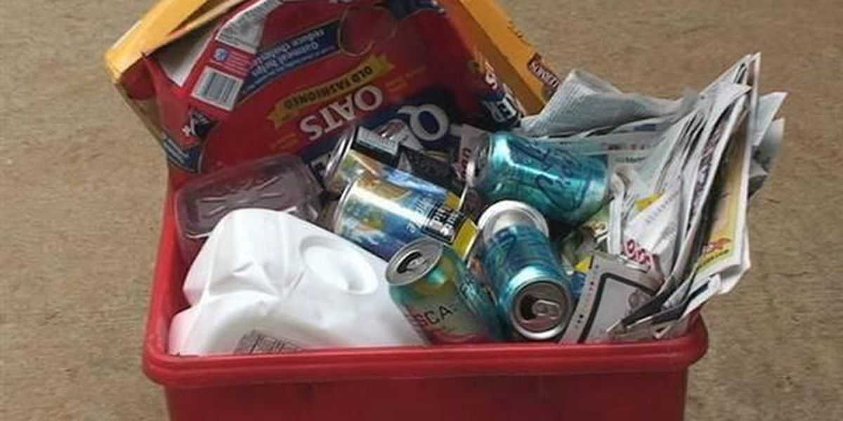 Recycling pickup service looking to launch in Vicksburg