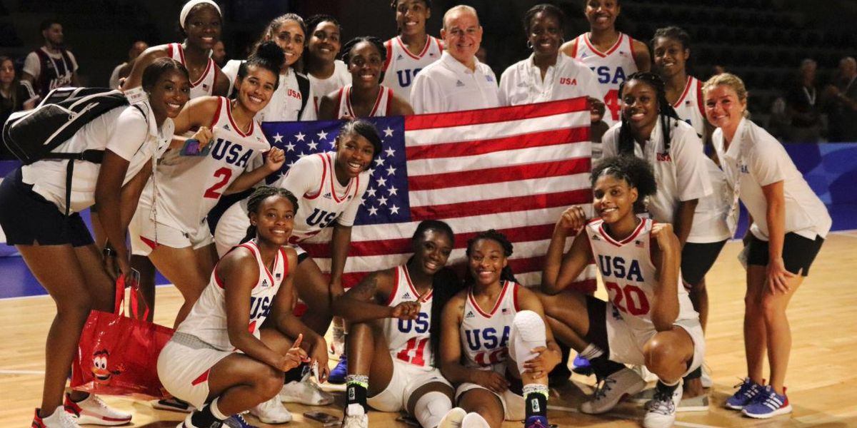 Schaefer leads Team USA to silver medal at Pan-Am Games