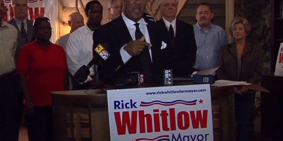 Longtime on-air personality and mayoral candidate Rick Whitlow dies