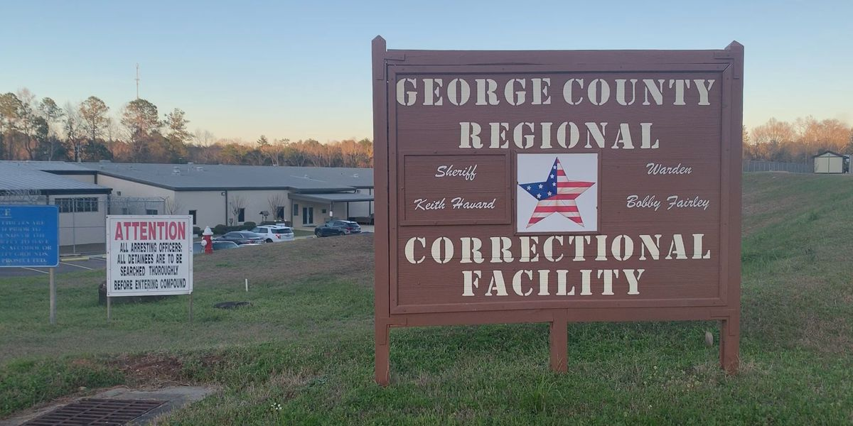 More than half of inmates at George Co. prison have COVID after hundreds of tests come back positive