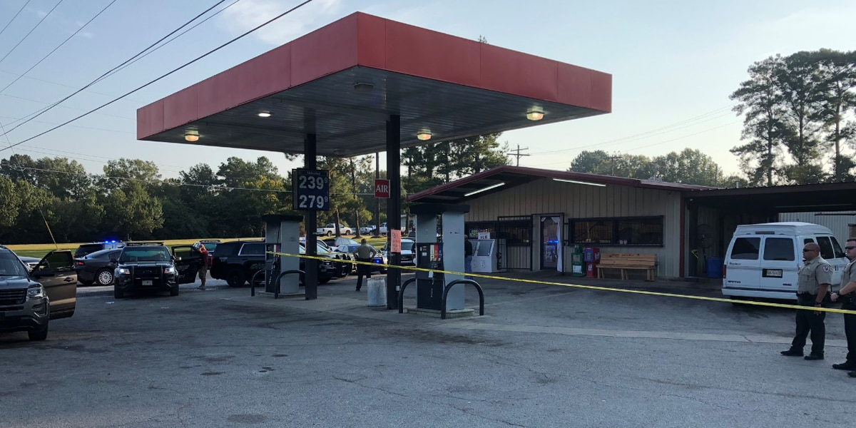 Two dead in Lee County convenience store shooting, MBI investigating