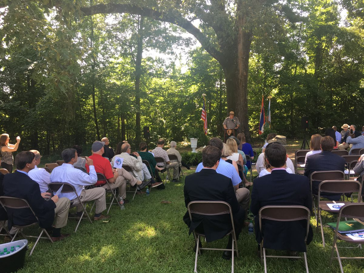 Champion Hill Battlefield added to Vicksburg National Military Park