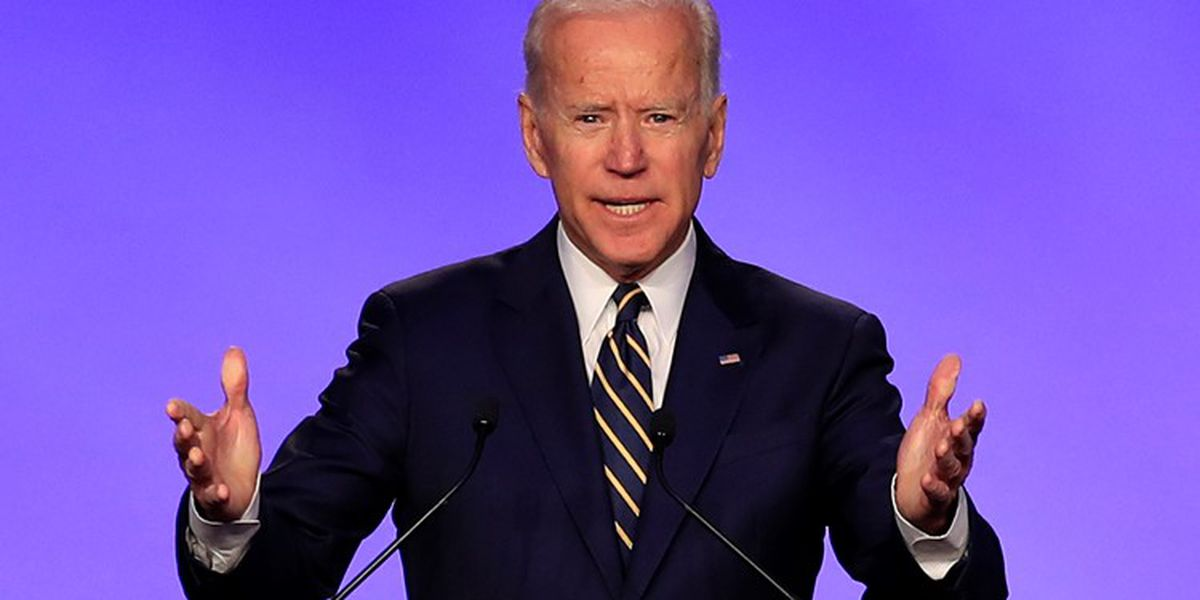 Joe Biden joins presidential race