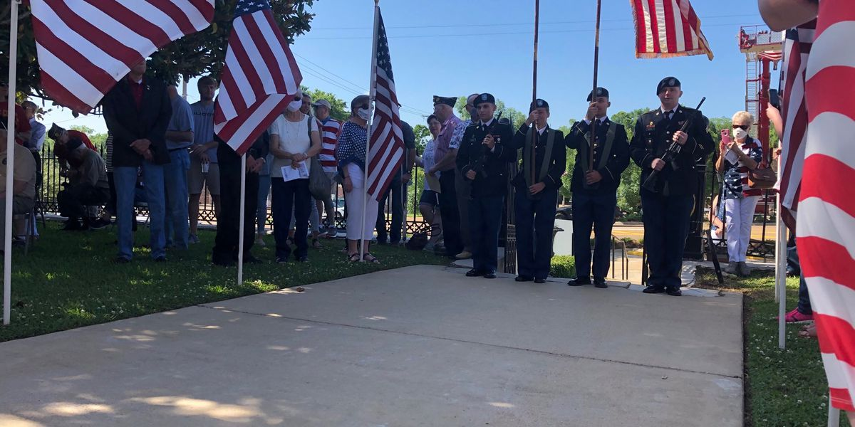 Memorial Day ceremony held in City of Brandon