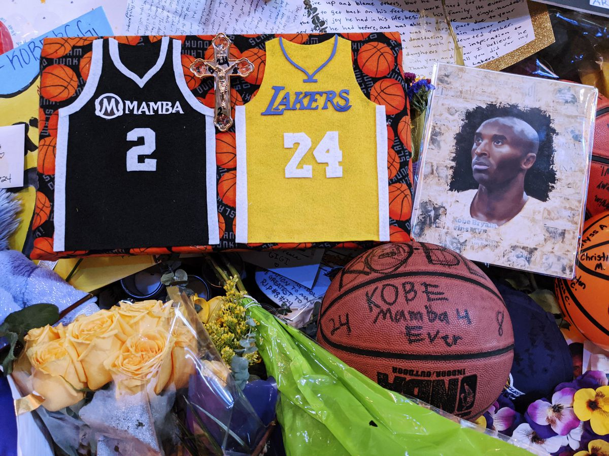 Kobe Bryant to be honored with celebration of life