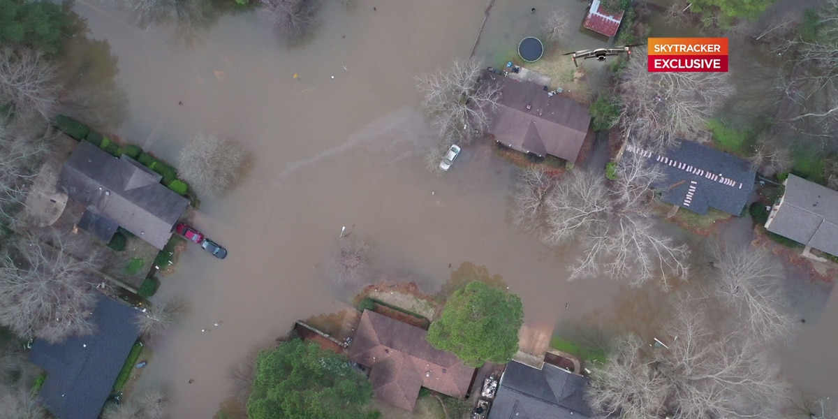 'One Lake' project would've saved 90% of homes affected by floodwaters, Hinds Co. supervisor says