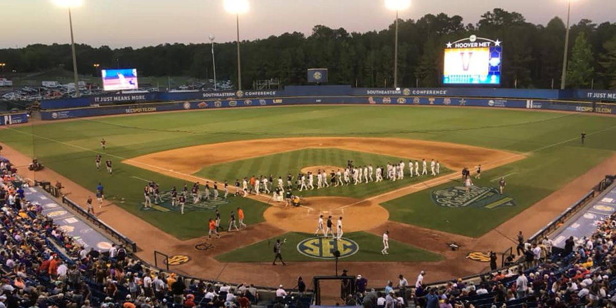 Bulldogs outlast LSU in longest running game in SEC Tournament history