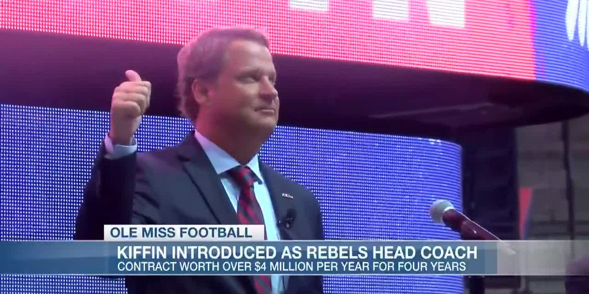 Rebels go all out to lure Kiffin to Oxford