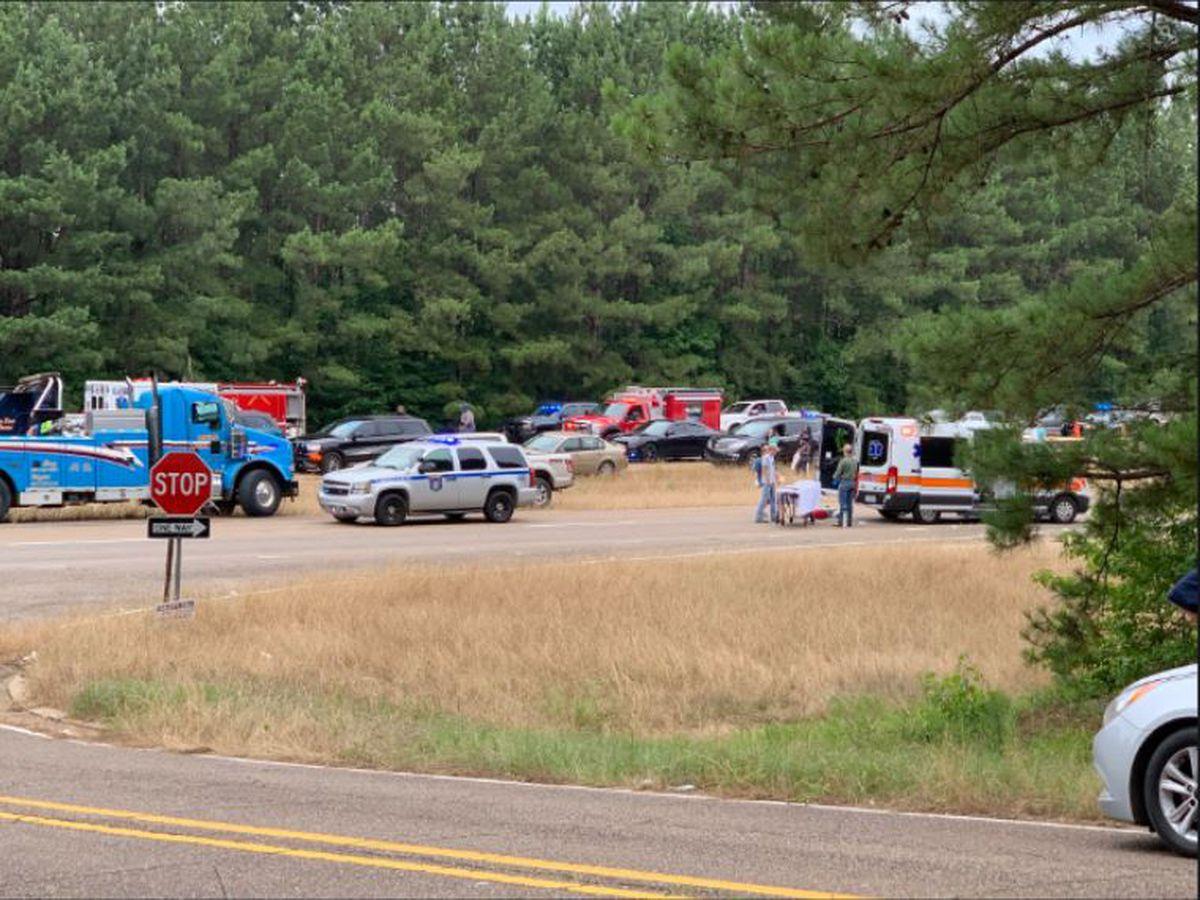 Identities released in deadly Kemper Co. crash