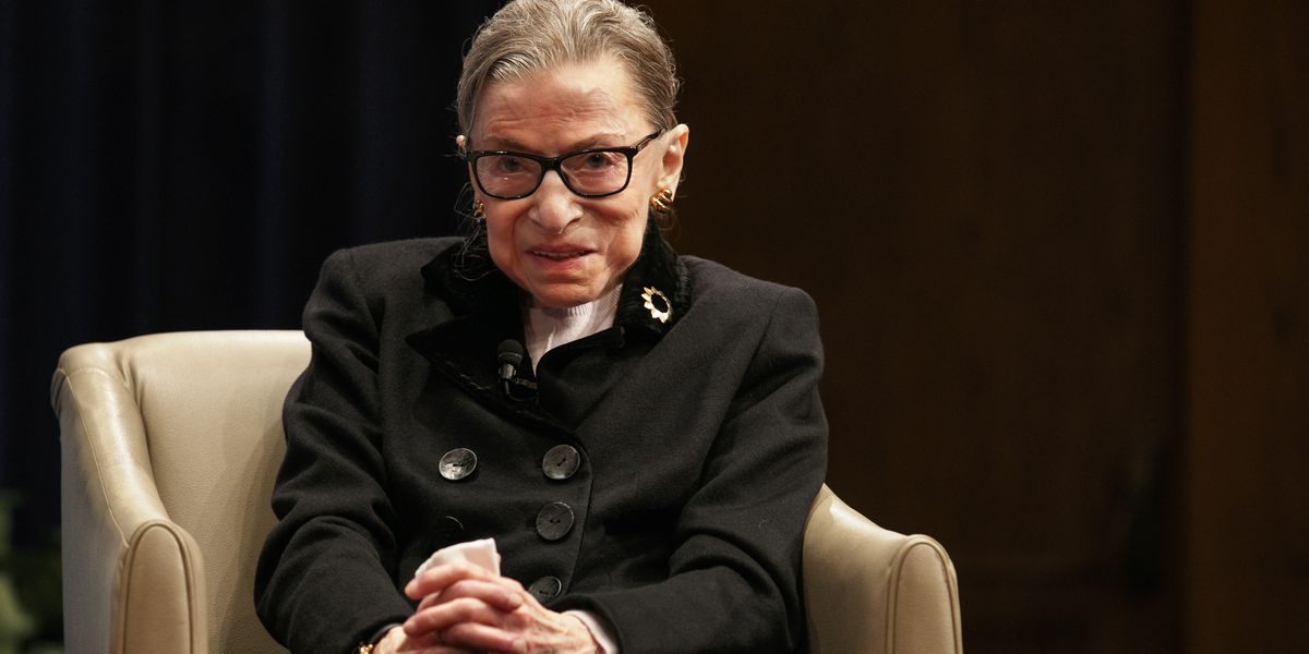 Ginsburg is first woman to lie in state at US Capitol