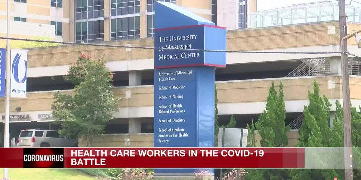 Health care workers feel the strain as the conditions of COVID-19 patients worsen