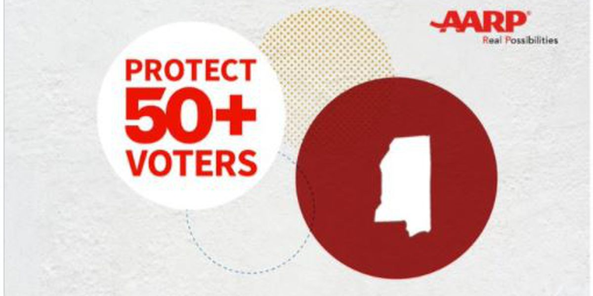 AARP Mississippi reminding political candidates that older voters matter