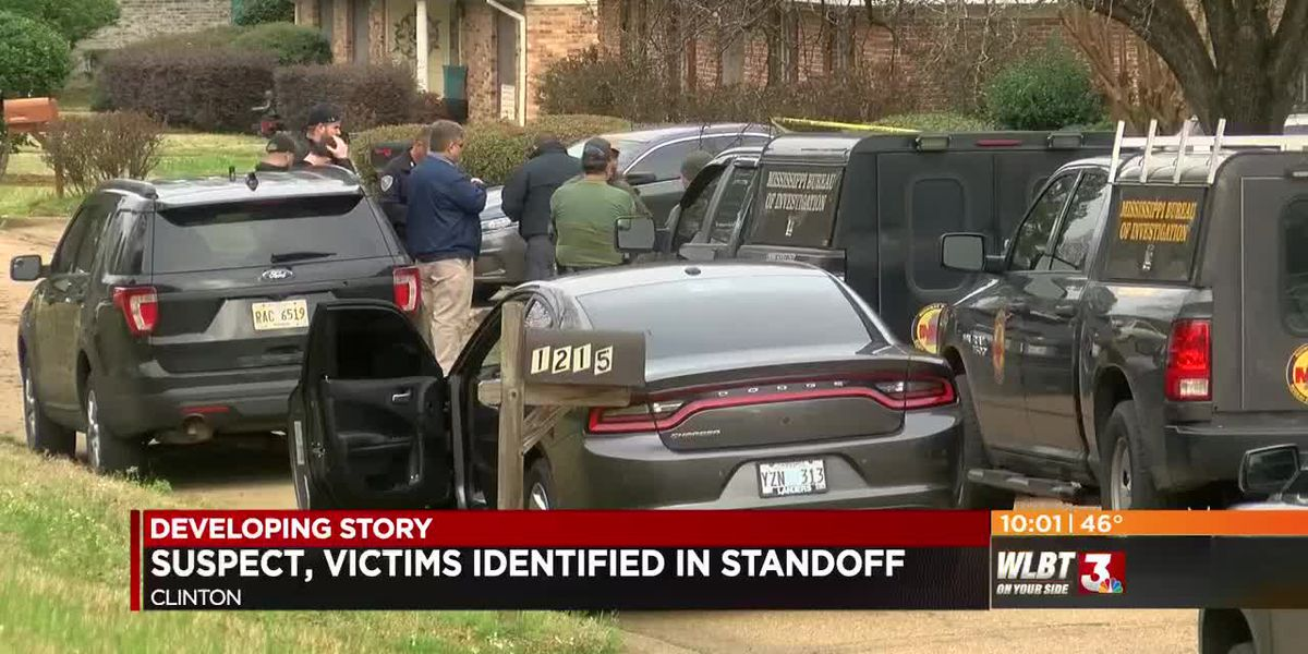 Victims identified in Clinton standoff
