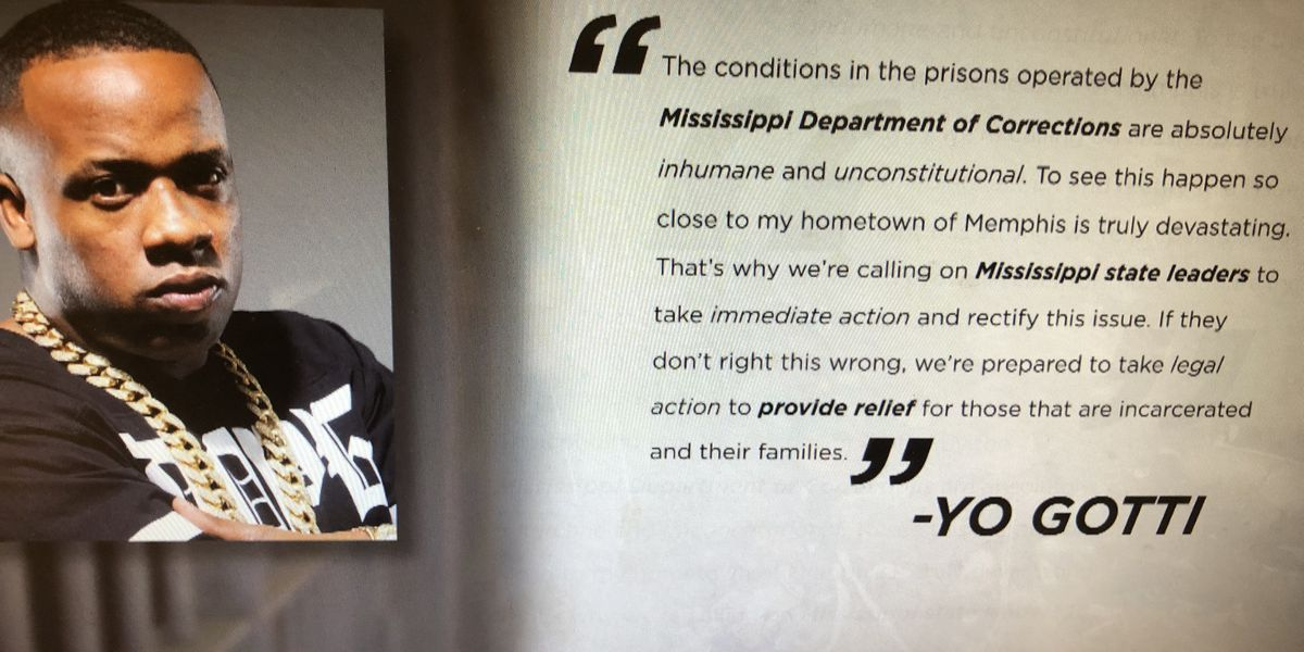 Jay-Z and Yo Gotti shine light on Parchman conditions, demand improvements from state leadership