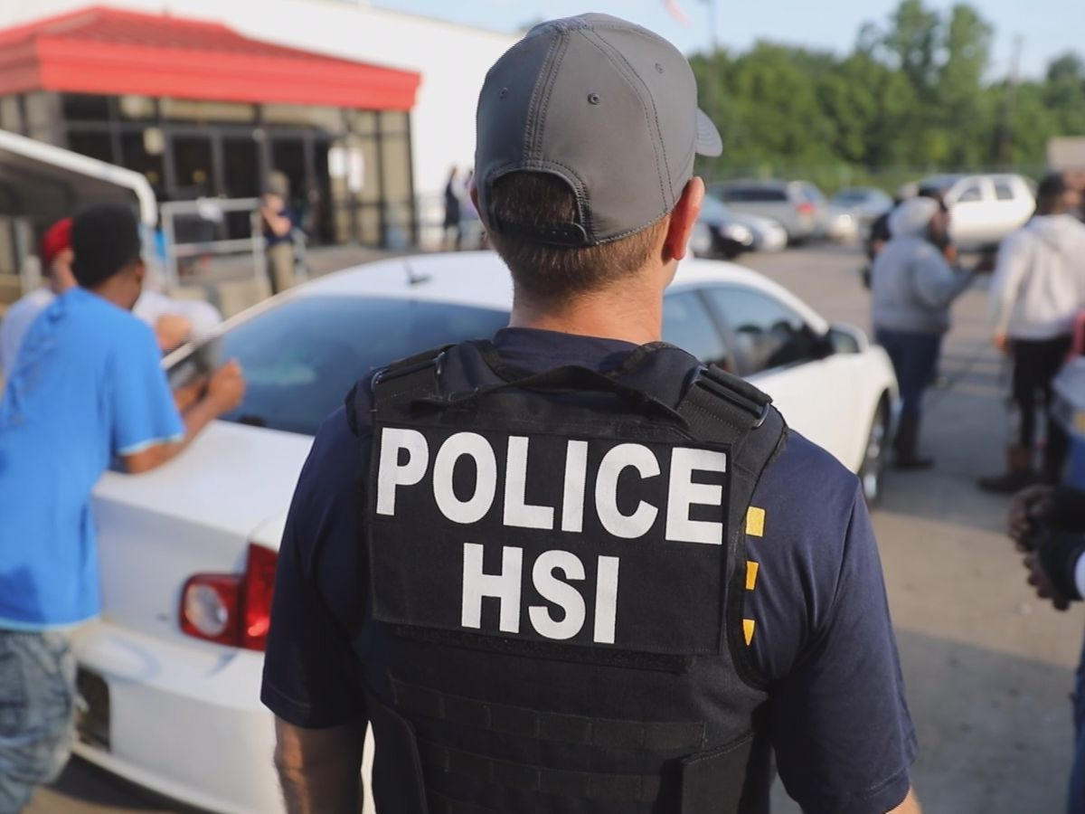 Woman pleads guilty to charges stemming from 2019 ICE raid