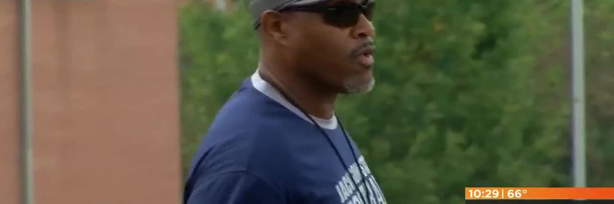 Hendrick Humbled by opportunity at Jackson State