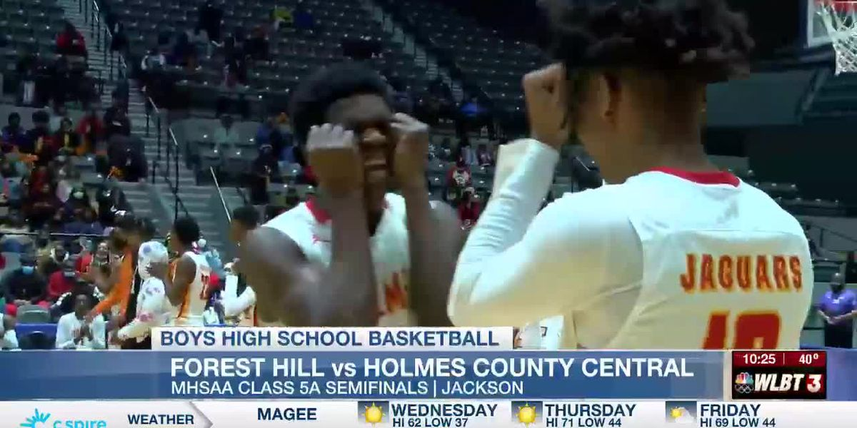 Holmes County Central pulls off comeback against Forest Hill