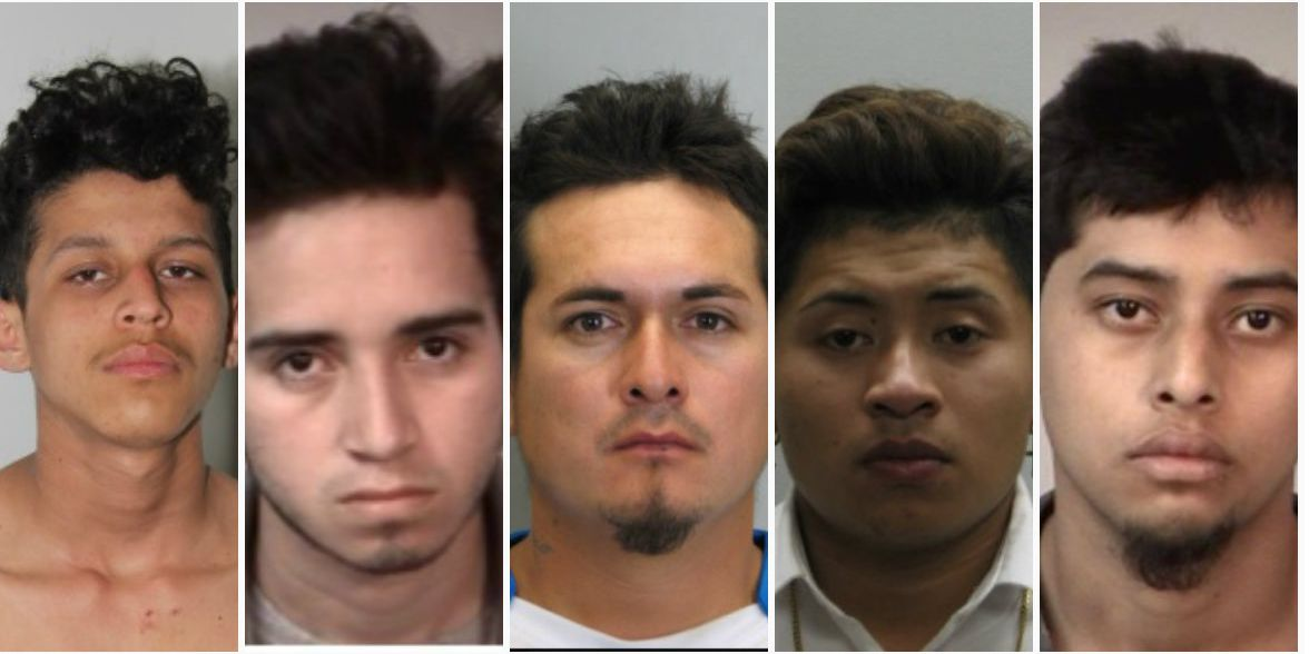MS-13 members charged with murder of 16-year-old who was stabbed 100 times