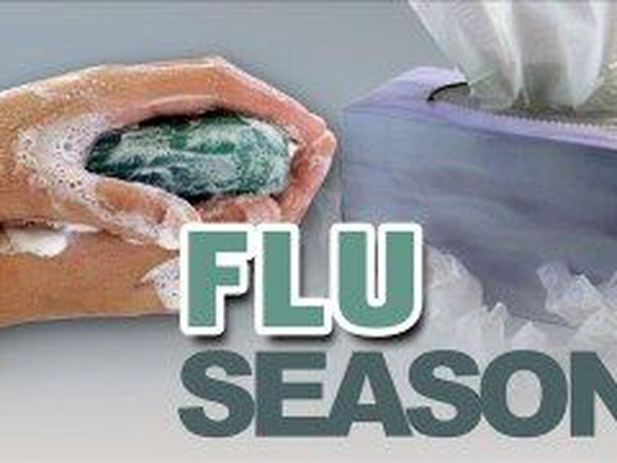 MSDH public health lab confirms first flu case of the season