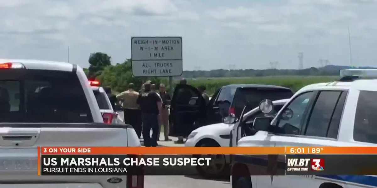 Man involved in police chase to La. was in 2018 Flowood officer-involved shooting
