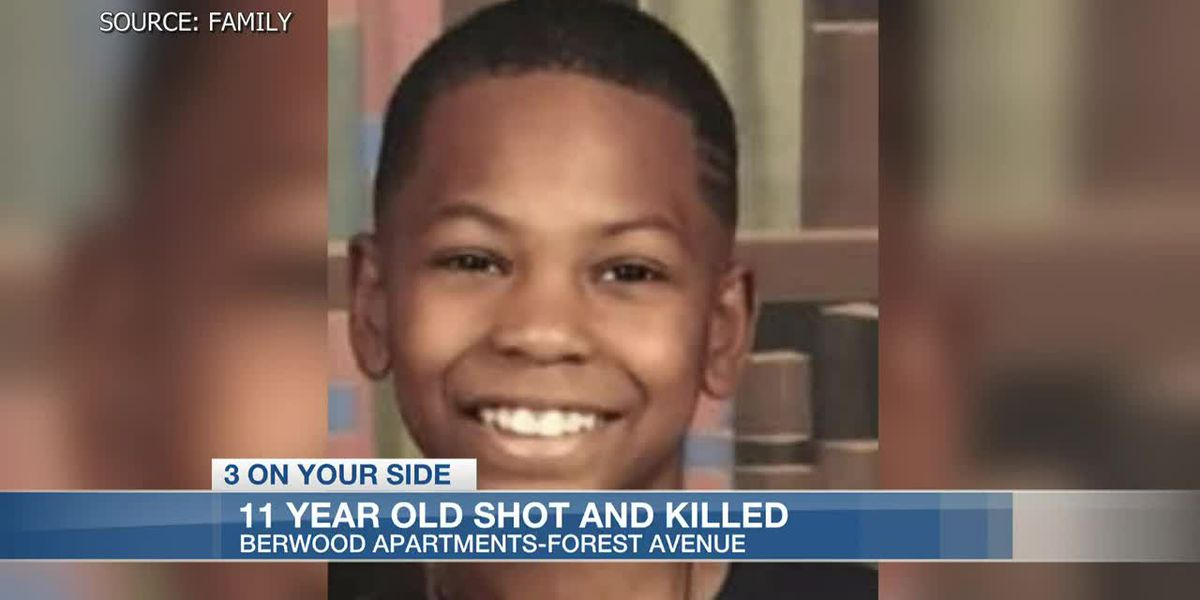 Hunt continues for killer of 11-year-old Jackson boy shot while asleep in his bed