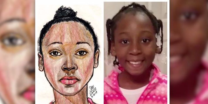 Young girl found dead inside duffel bag near California trail identified