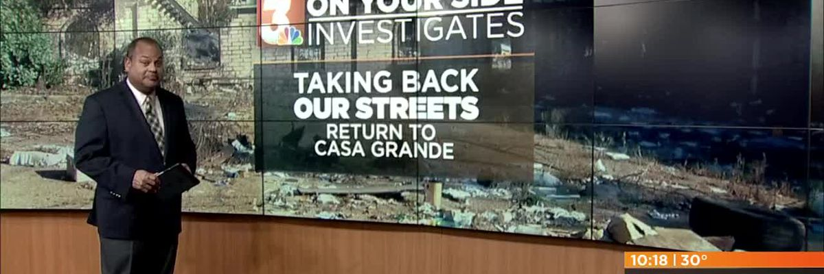 VIDEO: Taking Back Our Streets: Back to Casa Grande