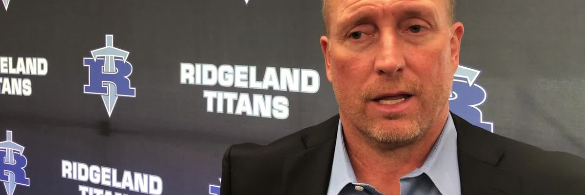1-on-1 with new Ridgeland coach David White