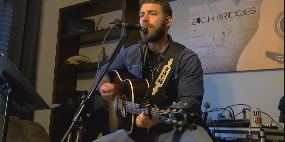 """Life after """"The Voice"""" for Pearl native Zach Bridges"""