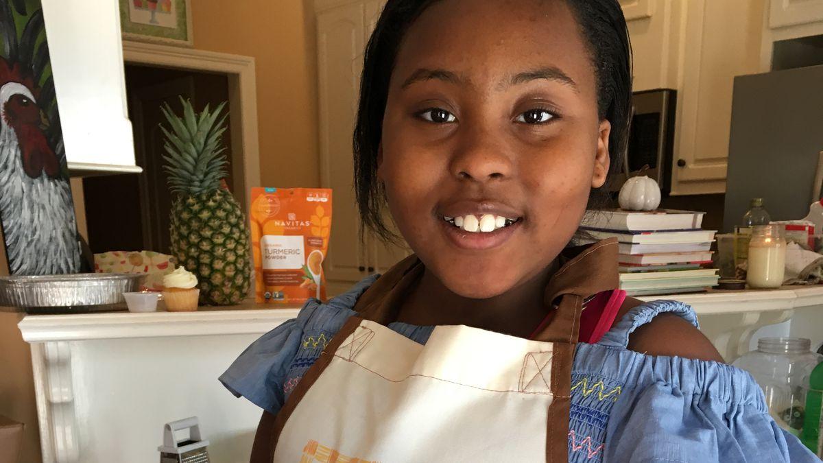 9-year-old starts baking business in Vicksburg