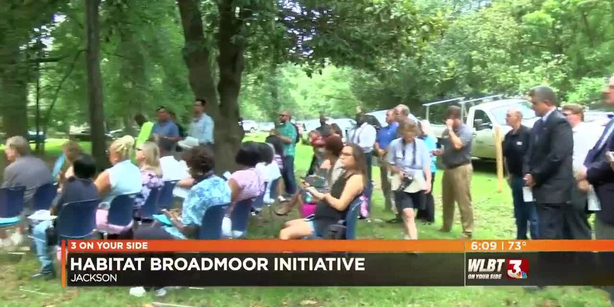 Habitat for Humanity plans to rehab homes in the Broadmoor subdivision