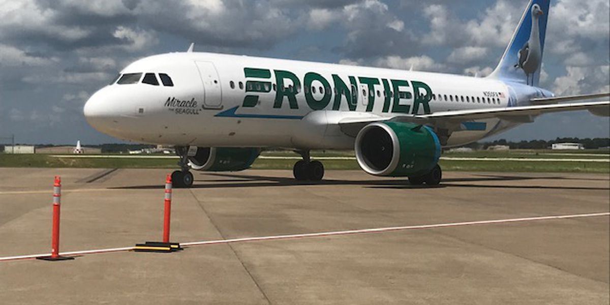 Frontier Airlines ending seasonal air service; will return spring 2020