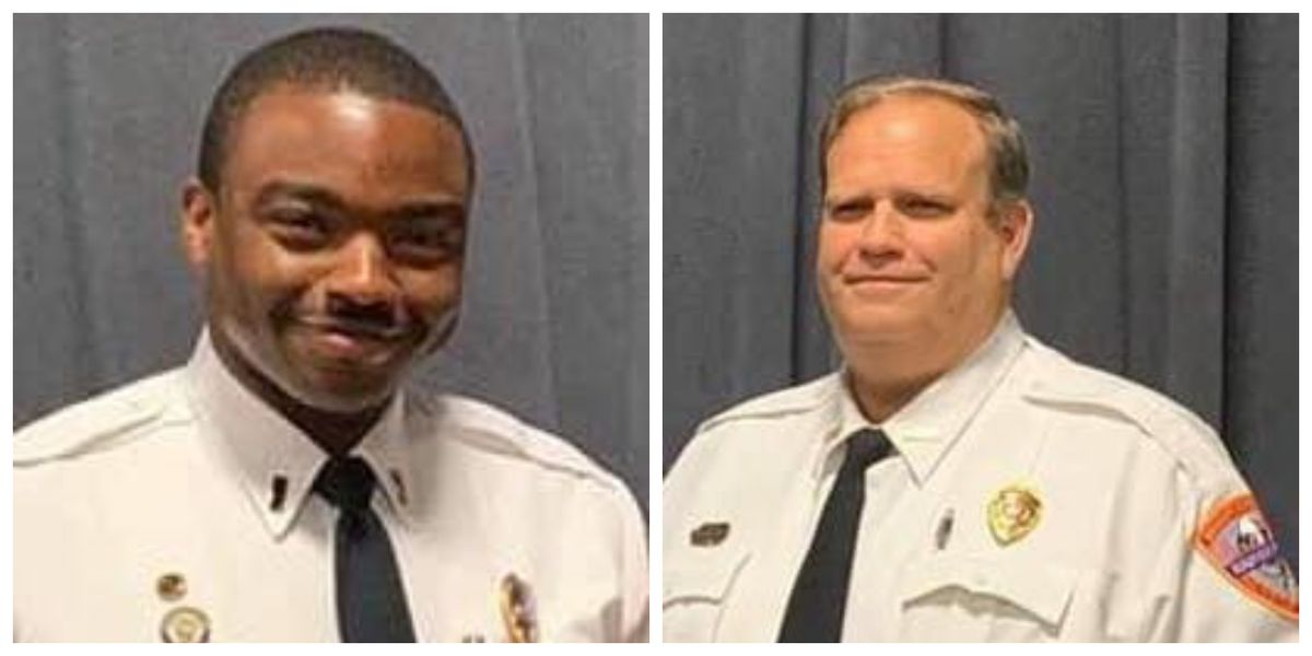 New chief becomes first African-American to lead Reservoir Police