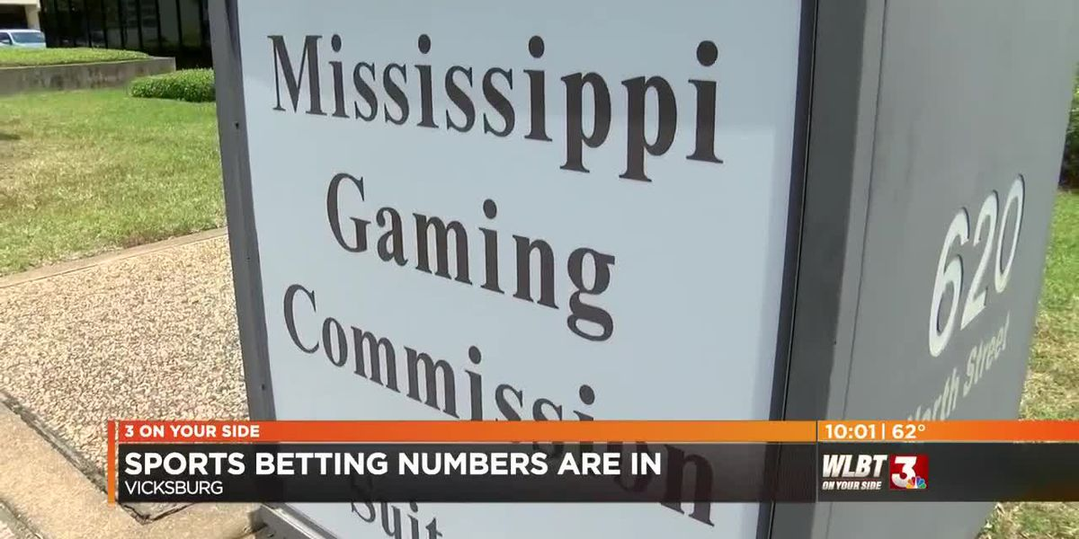 VIDEO: Gaming Commission reports big revenue for Vicksburg