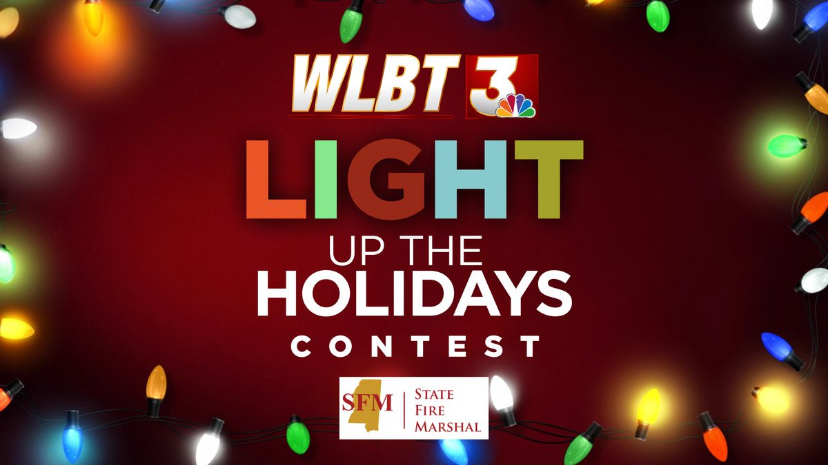 WLBT's Light up the Holidays Contest