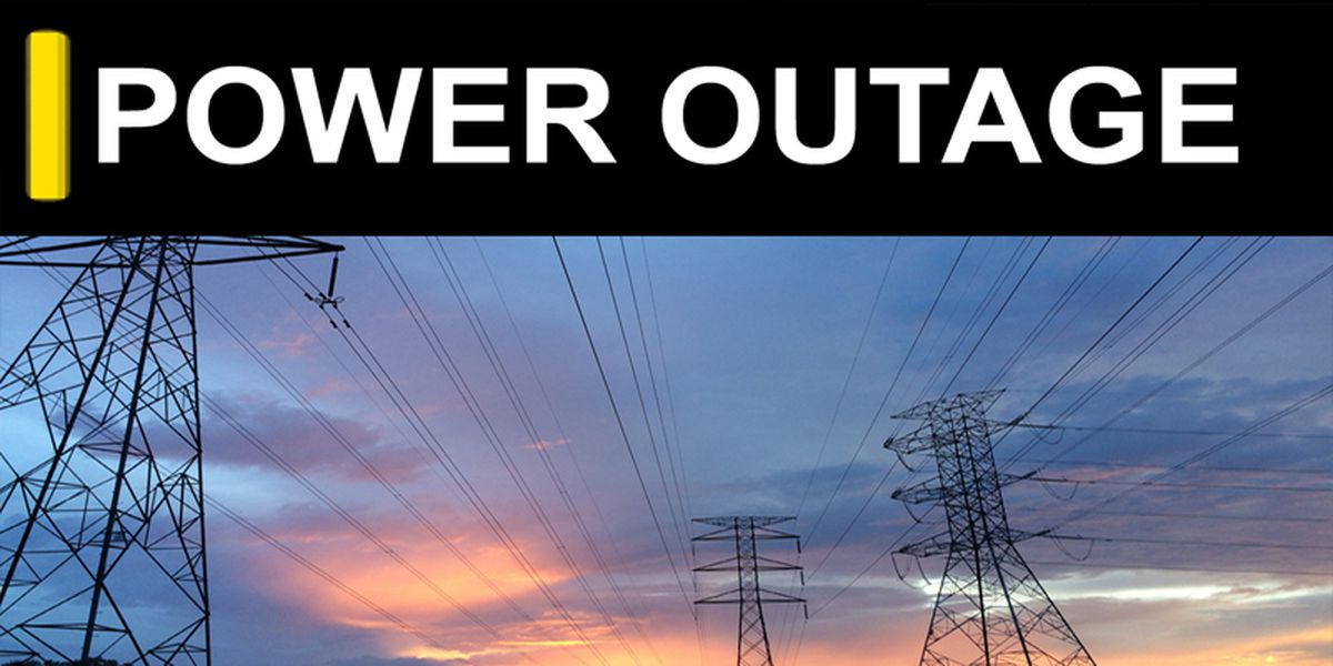 Over 160K South Mississippians without power after Zeta