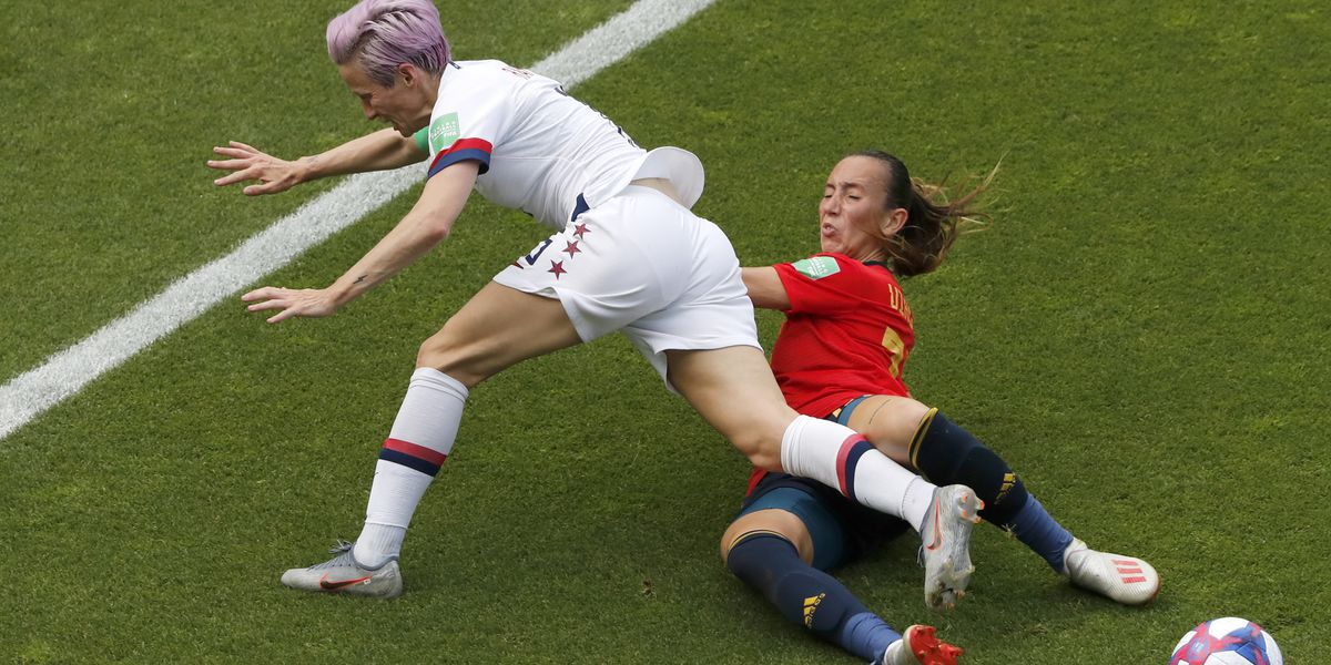 US defeats Spain 2-1 to advance to World Cup quarterfinals