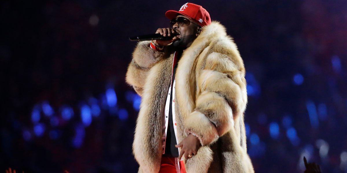 PETA calls out Big Boi for wearing fur coat during Super Bowl halftime show