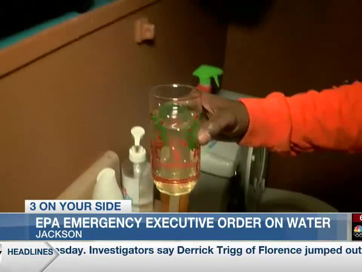 Mayor says EPA order not about water quality; a copy of the order seems to say different
