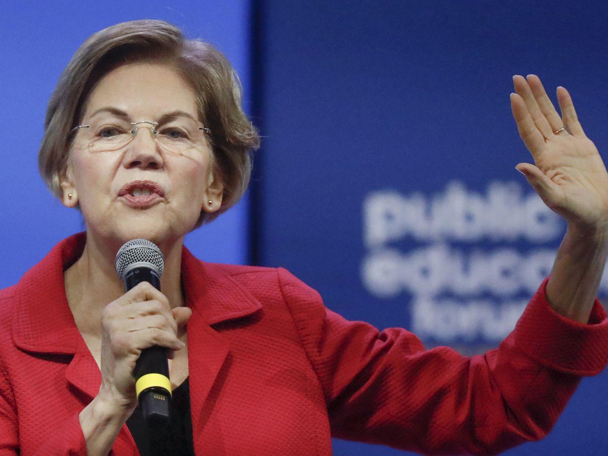 Turbulence shakes Democrats going into final debate of 2019