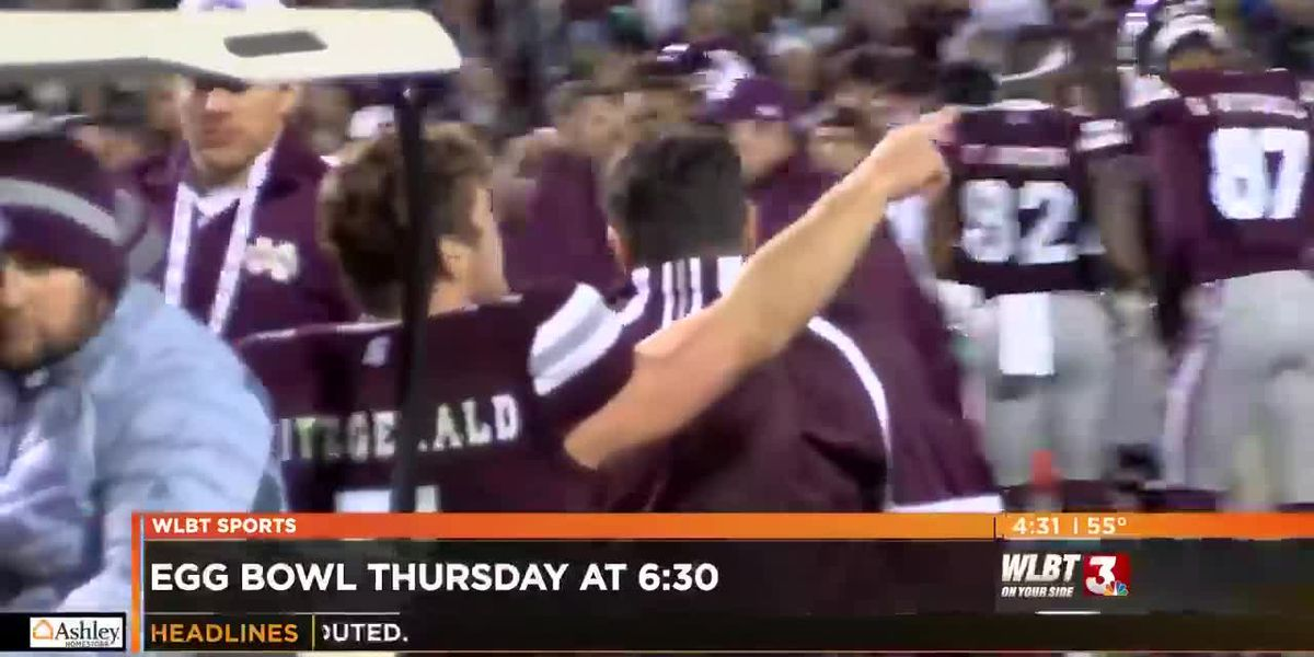 VIDEO: Egg Bowl Preview: Mississippi State pt. 2
