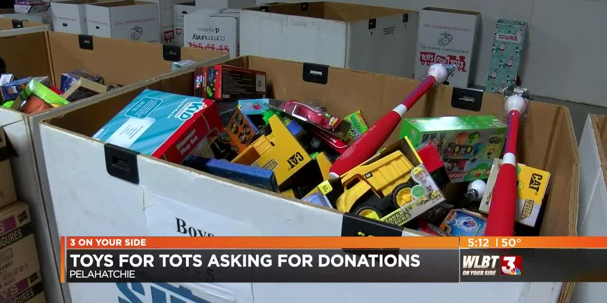 Local Toys for Tots struggling for donations