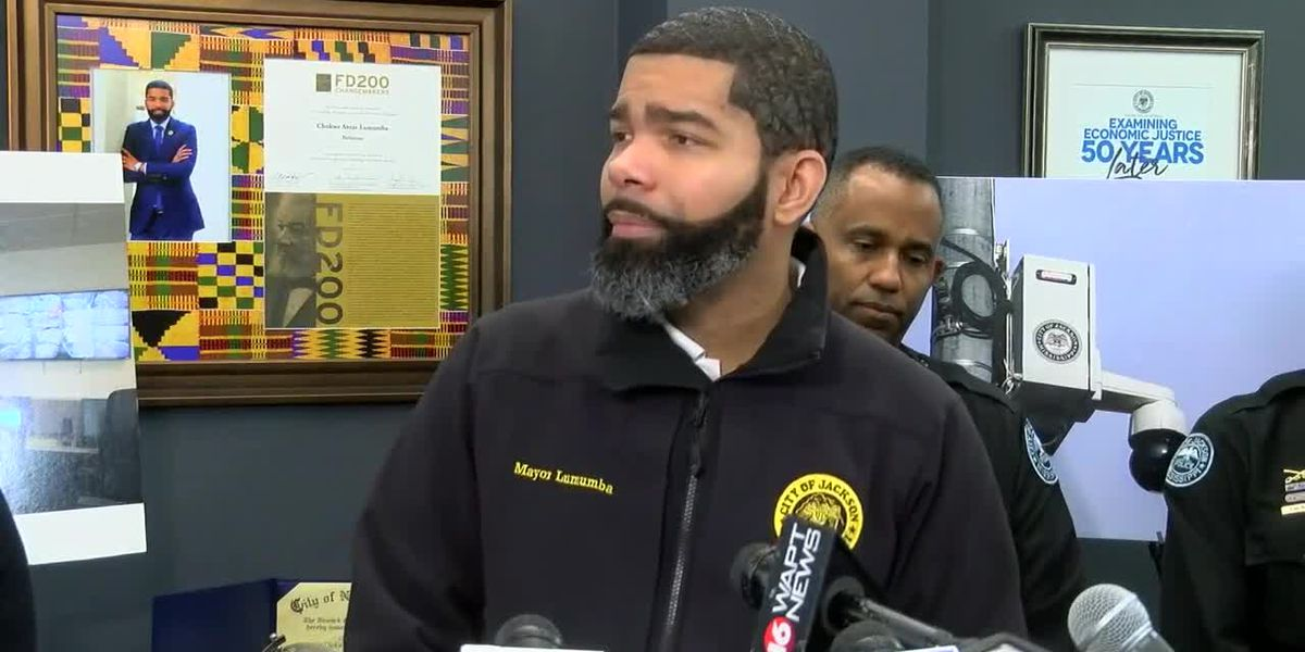 Credible Messenger program announced to help community prevent violence in Jackson
