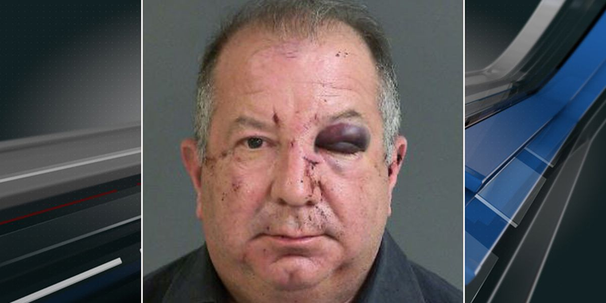 Cops: Man attacking girlfriend gets punched, knocked down by woman at bowling alley