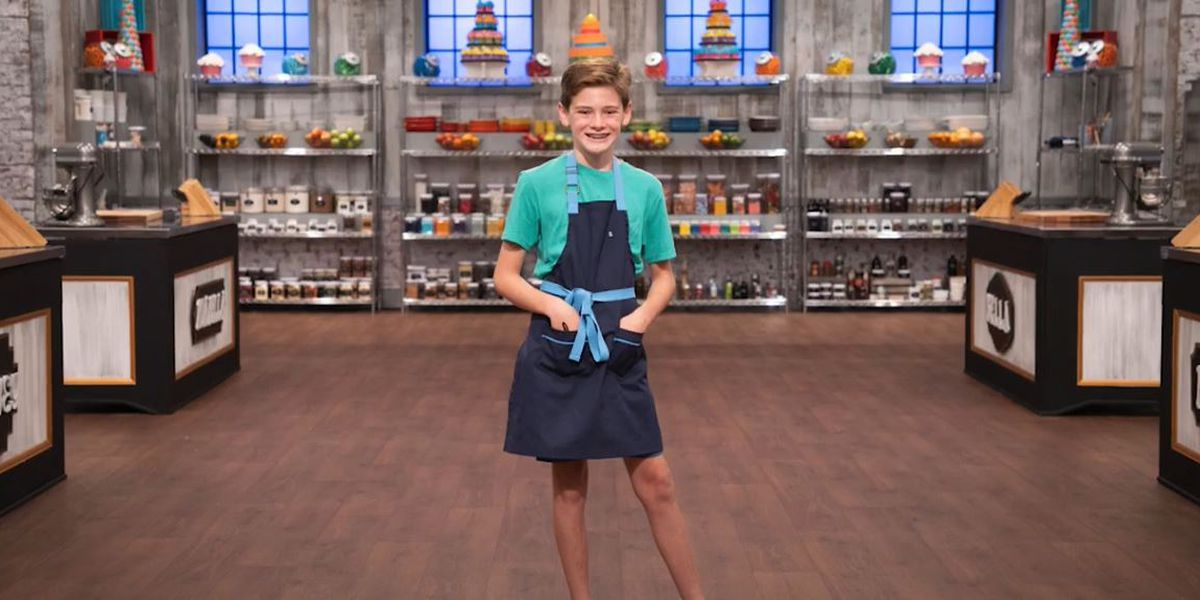 Madison boy to compete on Food Network's Kids Baking Championship