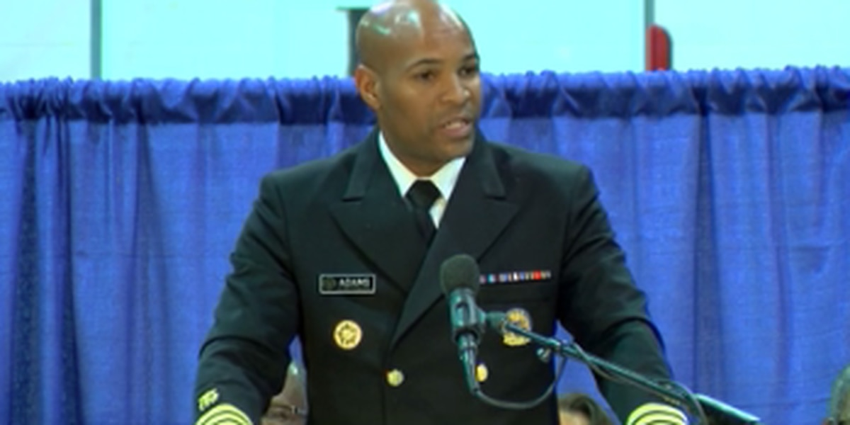U. S. Surgeon General visits Tougaloo